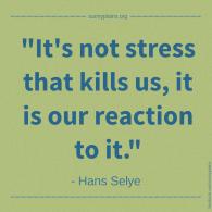 ReactiontoStress