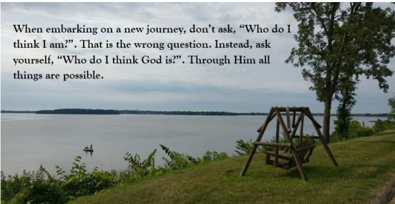 Who do you think God is.